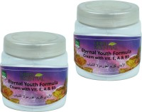Herbs Essential Eternal Youth Face & Body With Vitamin A, B5 & E (Pack Of 2) (1000 G)