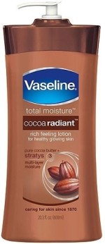 Vaseline Moisturizers and Creams Vaseline Cocoa Butter Body Lotion