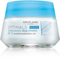 Optimals White Oxygen Boost Day Cream SPF 15 Normal/Combination Skin (50 Ml)