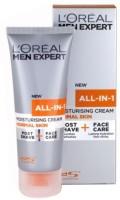 L'oreal Paris Men Expert All-in-1 Moisturising Cream With Post Shave (75 Ml)