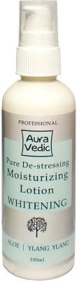 Auravedic Moisturizers and Creams Auravedic Professional Pure De stressing Moisturizer Whitening Lotion