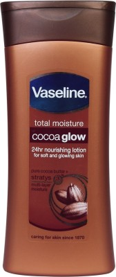 Buy Vaseline Cocoa Glow Nourishing Lotion: Moisturizer Cream
