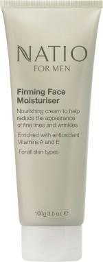 Natio Moisturizers and Creams Natio For Men Firming Face Moisturiser