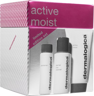 Dermalogica Active Moist Limited Edition Set 100 ml