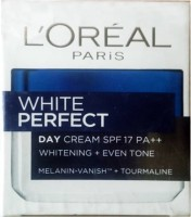 L'Oreal Paris White Perfect Day Cream SPF17 PA+++ Whitening +Even Tone( Made In Indonesia) (50 Ml)