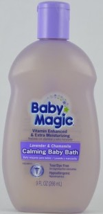 Baby Magic Moisturizers and Creams Baby Magic Calming Baby Bath
