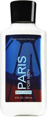 Bath & Body Works Moisturizers and Creams Bath & Body Works Paris For Men Body Lotion