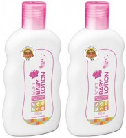 Mee Mee Body Lotion Moisturizes (PK 2) (400 Ml)
