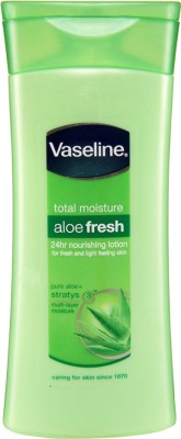 Buy Vaseline Aloe Fresh Body Lotion: Moisturizer Cream