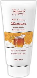 Anherb Moisturizers and Creams Anherb Moituriser Milk & Honey
