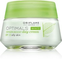 Oriflame Sweden Optimals White Oxygen Boost Day Cream Spf 15 (50 Ml)