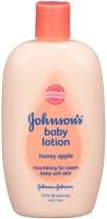 Johnson Baby Johnson Baby Honey Apple Lotion - 15 Oz (443 Ml)