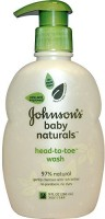 Johnson's Baby Naturals Nourishing Lotion (US) (266 Ml)
