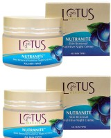 Lotus Herbals Nutranite Skin Renewal Nutritive Night Cream (100 G)