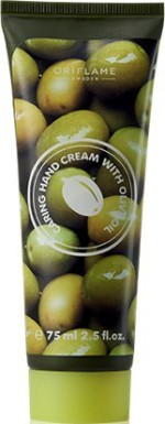 Oriflame Sweden Moisturizers and Creams Oriflame Sweden Caring Hand Cream with Olive Oil