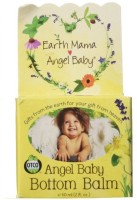Earth Mama Angel Baby Bottom Balm Zinc & Lanolin Free Calendula Herbal Diaper Cream, 2 Fluid Ounce (60 Ml)