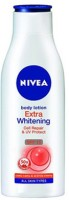 Nivea Extra Whitening Cell Repair & UV Protect SPF 15 Body Lotion (350 Ml)