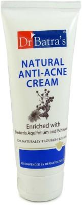 Dr Batra'S Natural Anti-Acne Cream Enriched With Berberis Aquifolium And Echinacea (100 G)
