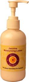 Deve Herbes Jasmine Moisturising Lotion - 200 Ml