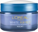 Loreal Paris White Perfect Night Cream - 50 Ml