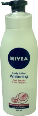 Buy Nivea Whitening Cell Repair & UV Protect Body Lotion: Moisturizer Cream