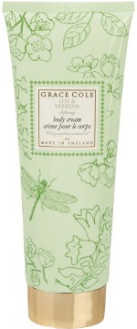 Grace Cole Moisturizers and Creams Grace Cole Lily and Verbena Softening Body Cream