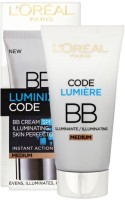 Loreal BB Youth Code Luminizer SPF 15 (50 Ml)