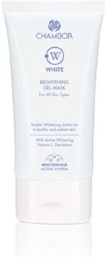 Chambor Moisturizers and Creams Chambor White Brightening Gel Mask