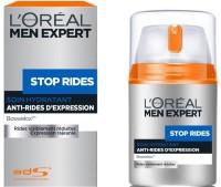L'oreal Paris Men Expert Stop Rides Anti Wrinkle Moisturiser (50 Ml)