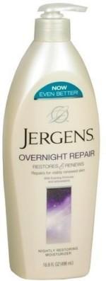 Jergens Body and Skin Care Jergens Overnight Repair Nightly Restoring Moisturizer