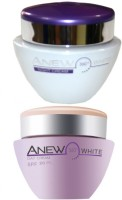 Avon Anew Illuminating Night Cream (30g) & Protective Cream SPF 20PA++ (30g) (60 G)