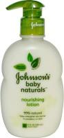 Johnson'S Baby Natural Nourishing Lotion (266 Ml)