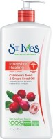 ST Ives Intensive Healing Body Lotion With Cranberry & Grape Seed Oil (621 Ml)