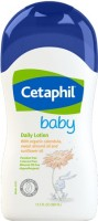 Cetaphil Baby Daily Lotion With Organic Calendula, Sweet Almond Oil And Sunflower Oil (399 Ml)