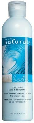 Avon Moisturizers and Creams Avon Naturals Aqua Rush Hand & Body Lotion