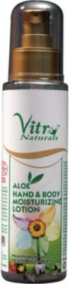 Vitro Naturals Moisturizers and Creams Vitro Naturals Organic Aloe Moisturizer
