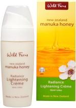 Wild Ferns Moisturizers and Creams Wild Ferns Manuka Honey Radiance Lightening Creme