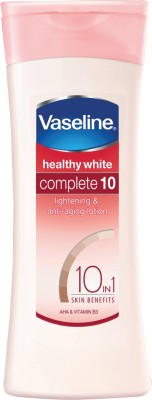 Vaseline Healthy White Complete 10 Lightening & Anti-aging Lotion - 200 Ml