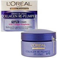 L 'Oreal Paris Collagen Re-Plumper Night Cream (50 Ml)