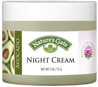 Nature'S Moisturizers and Creams Nature'S Night Cream Avocado