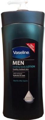 Vaseline Men Cooling Replenishment Body Lotion (725 Ml)