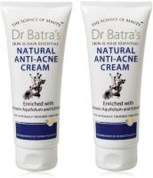 Dr Batra Natural Anti-Acne Cream Enriched With Berberis Aquifolium And Echinacea (200 G)