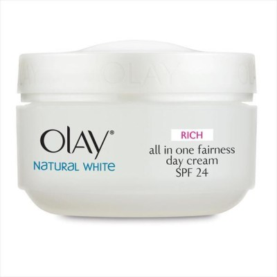 Olay Natural White All In One Fairness Day Cream (50 G)