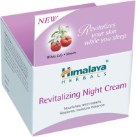 Himalaya Herbals Revitalizing Night Cream (25 G)