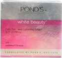 Pond's White Beauty Daily Spot Less Lightening Cream SPF 20 PA++ - 35 G