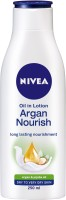 Nivea Argan Nourish Body Lotion (250 Ml)