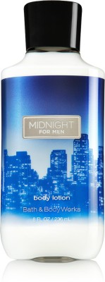 Bath & Body Works Moisturizers and Creams Bath & Body Works Midnight Men Body Lotion