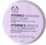 The Body Shop Moisturizers and Creams The Body Shop Vitamin E Nourishing Night Cream