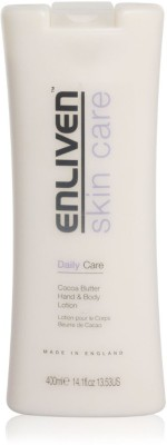 Enliven Moisturizers and Creams Enliven Cocoa Butter Hand & Body Lotion