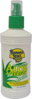 Banana Boat Moisturizers and Creams Banana Boat Moisturizing Aloe Aftersun Lotion